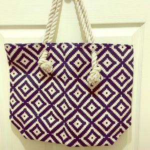 NWOT Summer & Rose Tote Bag.